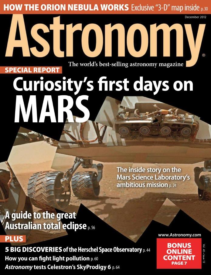 astronomy magazine kalmbach publishing - 650×847