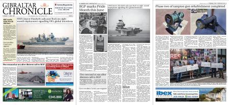 Gibraltar Chronicle – 01 June 2021