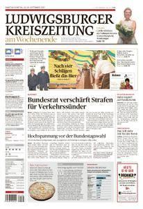 Ludwigsburger Kreiszeitung - 23. September 2017