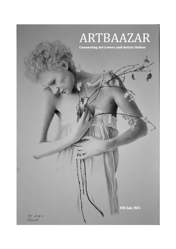 ARTBAAZAR Magazine - Issue 18, July 2021