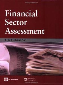Financial Sector Assessment: A Handbook