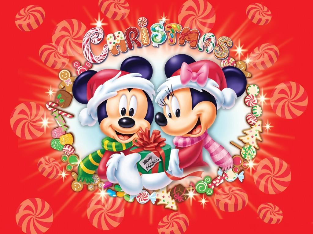 Disney Christmas Wallpapers