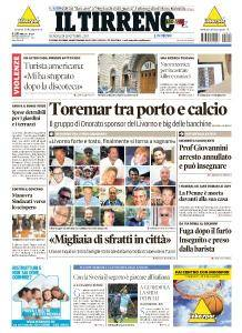 Il Tirreno Livorno - 18 Ottobre 2017