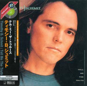 Timothy B. Schmit - Tell Me The Truth (1990) [Universal Music Japan, UICY-9481]