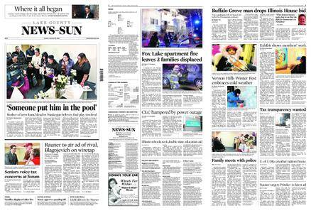 Lake County News-Sun – January 19, 2018
