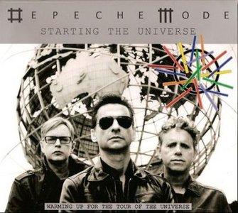 Depeche Mode - Starting The Universe (2009)