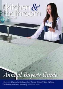 Kitchen & Bathroom Journal – August 2018