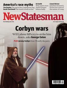 New Statesman - 21 - 27 August 2015