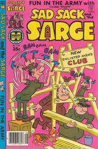 Sad Sack and the Sarge 138 (1979-08)