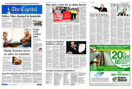 The Capital – March 21, 2019