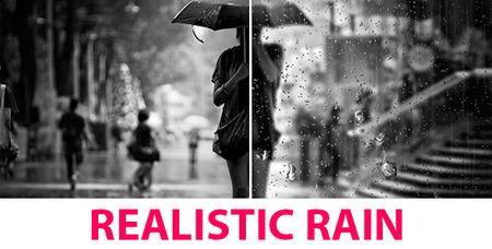 Rain - Project for After Effects (VideoHive)