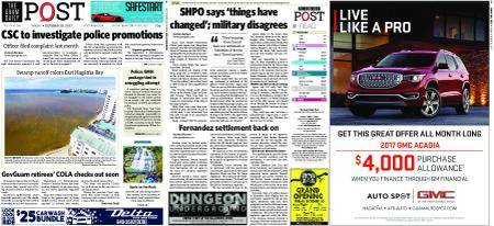 The Guam Daily Post – October 20, 2017