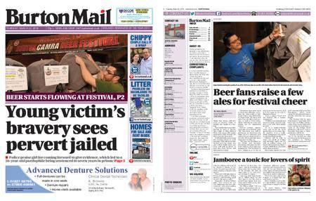 Burton Mail – March 22, 2018