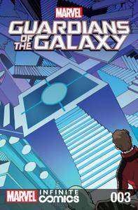 Marvel Universe Guardians of the Galaxy Infinite Comic 003 2015 Digital