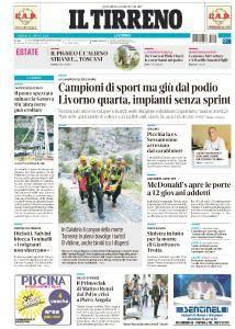Il Tirreno Livorno - 21 Agosto 2018