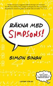 «Räkna med Simpsons!» by Simon Singh