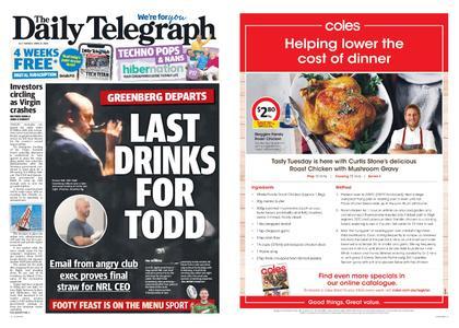 The Daily Telegraph (Sydney) – April 21, 2020