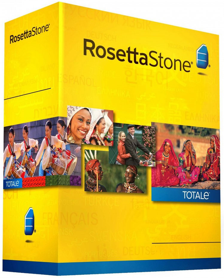 Rosetta Stone TOTALe v5.0.37.43113 With Language Packs and Audio Companion (Win / macOS)