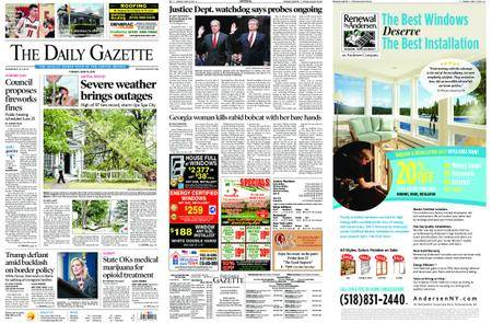 The Daily Gazette – June 19, 2018