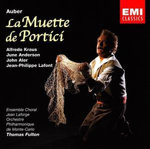 Thomas Fulton, Orchestre Philarmonique de Monte-Carlo - Auber: La muette de Portici (2002)