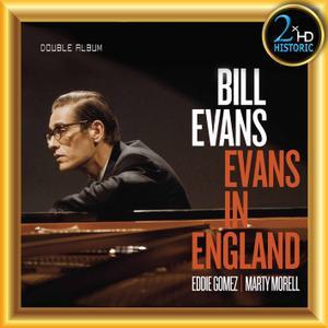 Bill Evans, Eddy Gomez, Marty Morell - Evans in England (Remastered) (2019) [Official Digital Download 24/192]