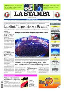 La Stampa Alessandria - 20 Gennaio 2020