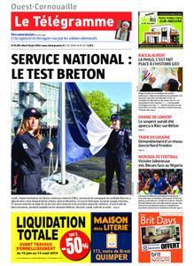 Le Télégramme Ouest Cornouaille – 18 juin 2019