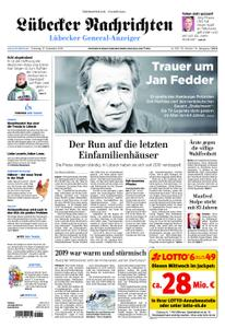 Lübecker Nachrichten – 31. Dezember 2019
