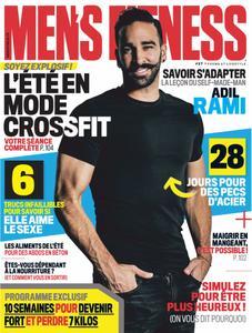 Men's Fitness France - août 2019
