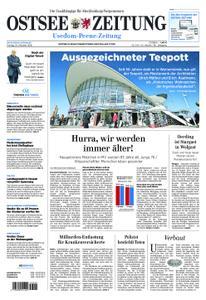 Ostsee Zeitung Wolgast - 19. Oktober 2018