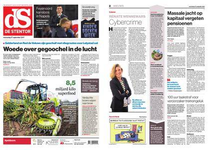 De Stentor - Apeldoorn – 27 september 2017