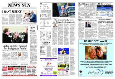 Lake County News-Sun – February 07, 2019