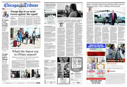 Chicago Tribune – July 16, 2019