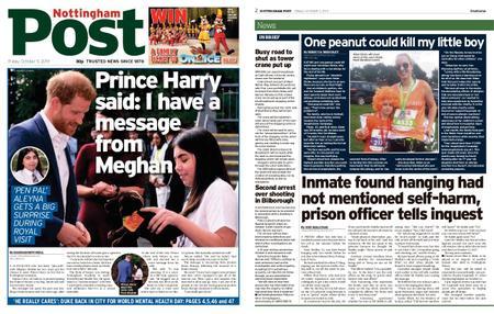Nottingham Post – October 11, 2019