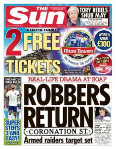 The Sun UK - 23 March 2019