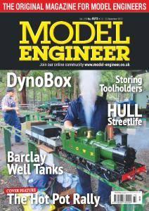 Model Engineer - 10 November 2017