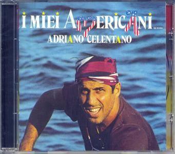 Adriano Celentano - I Miei Americani (Tre Puntini) (1984)