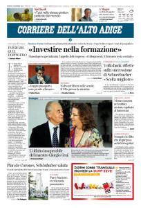 Corriere dell'Alto Adige - 1 Novembre 2019
