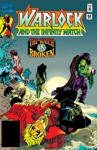 Warlock and the Infinity Watch 1-42