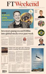 Financial Times Europe - February 13, 2021