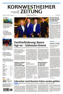 Kornwestheimer Zeitung - 04. Dezember 2018