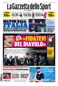 La Gazzetta dello Sport Bergamo – 12 ottobre 2019