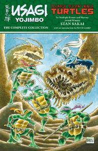 Dark Horse-Usagi Yojimbo teenage Mutant Ninja Turtles The Complete Collection 2019 Hybrid Comic eBook