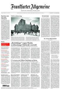 Frankfurter Allgemeine Zeitung F.A.Z. - 24. Oktober 2017