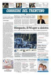 Corriere del Trentino - 4 Gennaio 2018