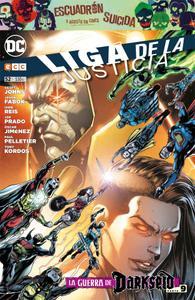 Liga de la Justicia núm. 52-55