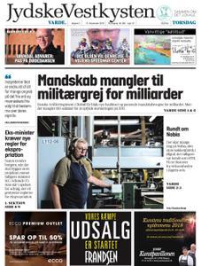 JydskeVestkysten Varde – 27. december 2018