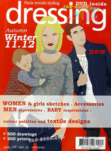 Dressing A/W 2011/2012 (Paris trends styling)