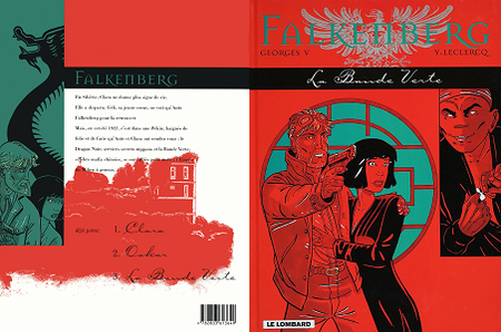 Falkenberg -  03 Tomes