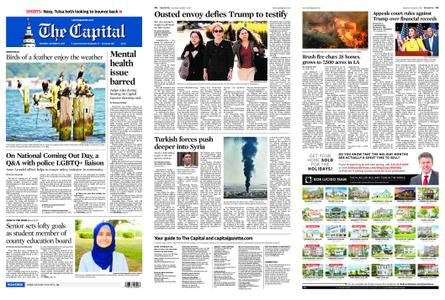 The Capital – October 12, 2019